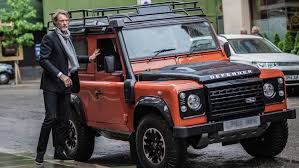 icon land rover ratcliffe gears up to bring back defender business the times