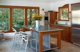 Houzz Kitchen Islands Kitchen Island Stainless Steel Houzz Thedailygraff