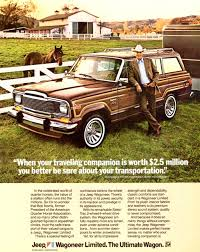 jeep wagoneer 1989 a look back at the 1963 u2013 1991 jeep wagoneer a guide to year to