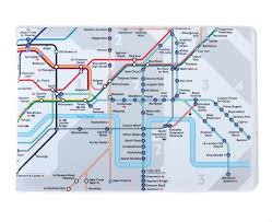 Underground Map London Tube Map Travel Card Wallet Travel Accessories Bags