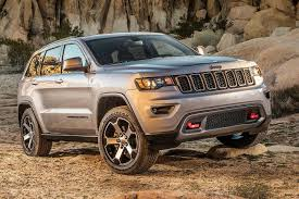 jeep cherokee trailhawk white jeep revives trailhawk grand cherokee for 2017