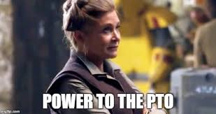 Pto Meme - 26 ways for your pto to rock a star wars family night pto today