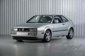 Corrado Vr6 Interior 1993 Volkswagen Corrado Slc Vr6 Coupe Slc Stock 1993117a For