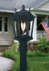 Patio Post Lights Outdoor Gas Lights Torches Products St Louis