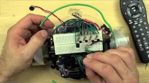 motor controller connections video khan academy
