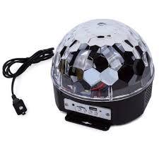 led disco ball light youoklight rgb bluetooth led disco ball light ac85 265v us plug us