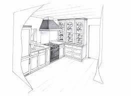 comment dessiner une cuisine comment dessiner un canapé en perspective fashion designs