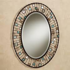 Entryway Mirrors Interior U0026 Decoration Oval Wall Mirror By Entryway Mirror