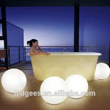 outdoor waterproof big led luminous club decoration led