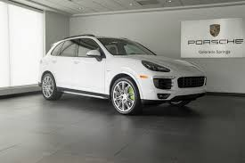 porsche panamera hybrid black 2017 porsche cayenne s platinum edition e hybrid for sale in