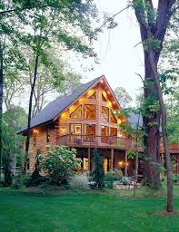 log cabin home designs the differences between a log home or timber frame home