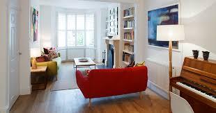Small Victorian Terraced House Interior Design - Interior design victorian house