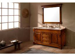 60 Inch Double Sink Bathroom Vanities by Decoration Rustic Double Sink Bathroom Vanities Bathroom Sketch