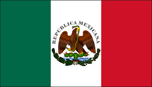 Mexican Flag Cartoon File Bandera Republia Restaurada Mexico 1846 A 1879 Svg