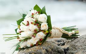 wedding flowers hd wedding bouquet with roses hd wallpaper