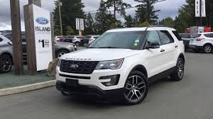 lifted 2013 ford explorer 2016 ford explorer sport activated lift gate review island
