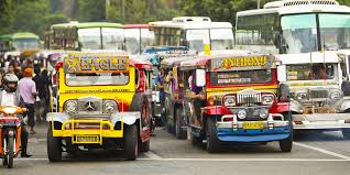 jeepney drawing can the world u0027s worst traffic problem be solved