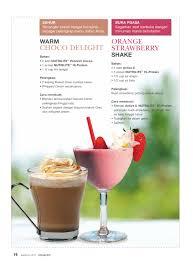cara membuat whipped cream dengan blender amagram august 2010 by amway indonesia issuu
