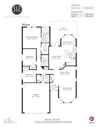 Floor Plan Measurements 2d Floorplans And Measurements