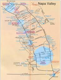 california map napa napa valley tourist map napa california mappery