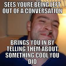 Arti Meme - love this guy meme guy