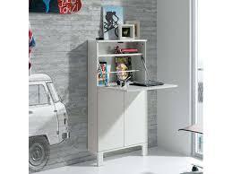 bureau secr騁aire pas cher secretaire meuble conforama g 502792 b beraue chez bureau