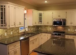 Kitchen Backsplash Ideas With Granite Countertops - Tile backsplashes with granite countertops