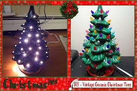 vintage ceramictmas tree lights bulbsvintage