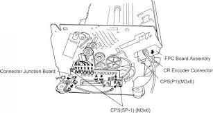 epson l replacement instructions assembling point epson dfx 8500 printer self repair