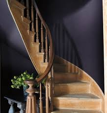 benjamin moore shadow color of the year 2017 setting for four