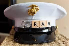marine wedding rings real wedding tribute from diy to dress blues marines