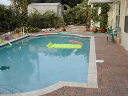 small pool and or small yard please share here