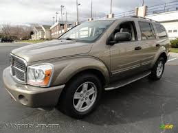 2006 dodge durango limited hemi 4x4 in light khaki metallic