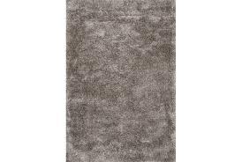 Taupe Shag Rug 96x120 Rug Lila Grey Shag Living Spaces