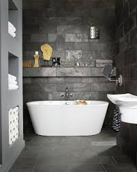 slate tile bathroom ideas best 25 grey bathrooms ideas on 2015 gray
