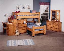 trendwood bunkhouse twin twin wrangler bunk bed with storage