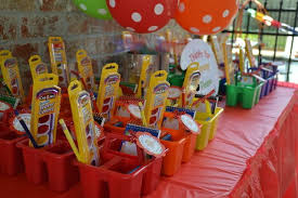 Cheap Favor Ideas For Birthday by Painting Birthday Ideas Favors And Favors
