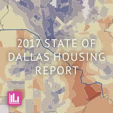 Dallas Map Program by 2017 State Of Dallas Housing Report U2014 Bc