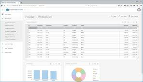 Spreadsheet Software Examples Worksheet Systems Flexible Online Database Software