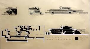 Frank Lloyd Wright Plans For Sale Frank Lloyd Wright Drawing Pesquisa Google Arquitetura