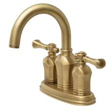 Discover Medoc One Hole High by Bathrooms Design Unlacquered Brass Bathroom Faucet Discover