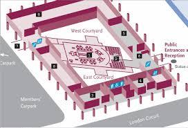 floor plan of parliament building