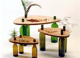 Outdoor Furniture Made From Recycled Materials by The Idea Behind Divinus Was To Design A Product Made Using