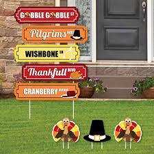 thanksgiving sign cutouts fall harvest yard