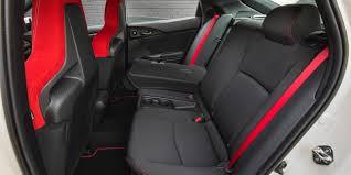 honda civic 2017 type r interior honda civic type r review carwow