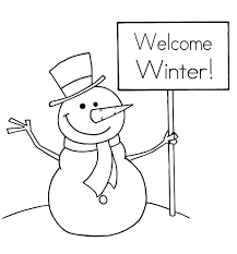 Winter Coloring Pages Printable Download Winter Coloring Pages Winter Coloring Pages Free Printable