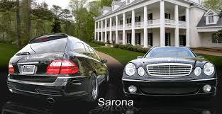 2009 mercedes e350 wagon 2003 2009 mercedes e class wagon w211 kit by sarona 114