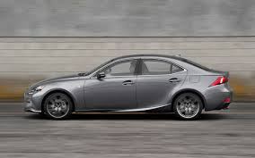 lexus used is 2014 lexus is 250 f sport first test motor trend