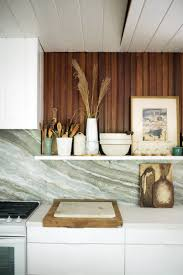 Mid Century Kitchen Cabinets House Tour Luxuriously Minimal Mid Century Modern Home Coco