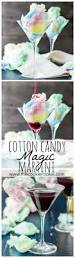 martini halloween magic cotton candy martini plus kid friendly version there are
